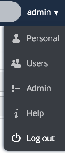 Add your own admin user - confirm by logging out and ...