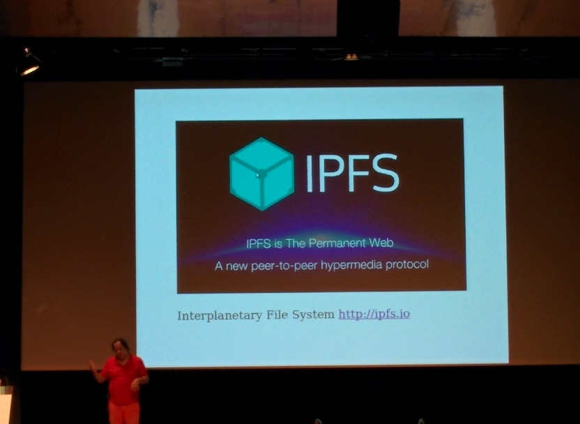 IPFS - The Interplanetary Filesystem